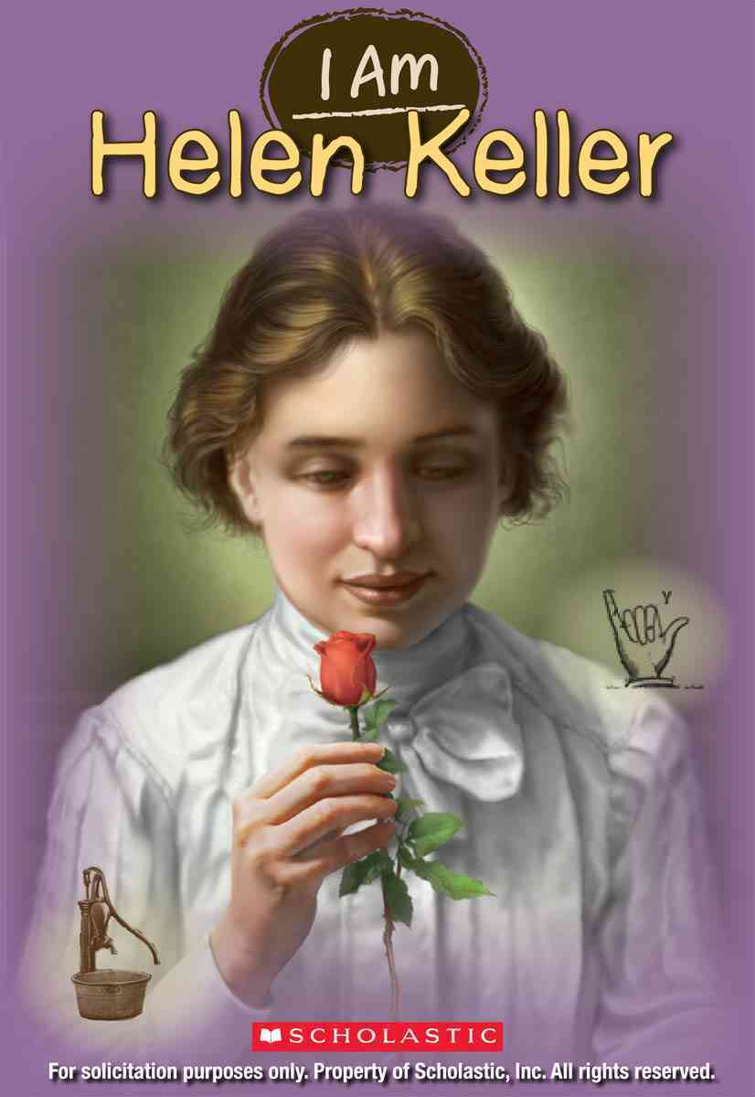 Helen Keller By Norwich, Grace
