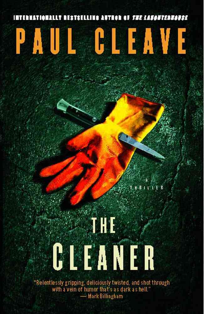 The Cleaner By Cleave, Paul